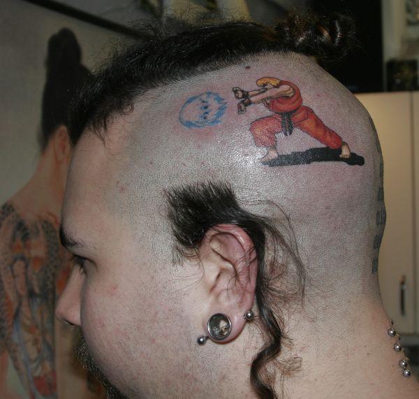 Street Fighter Inspired Tattoos Image Mishmash Shoryuken Forums